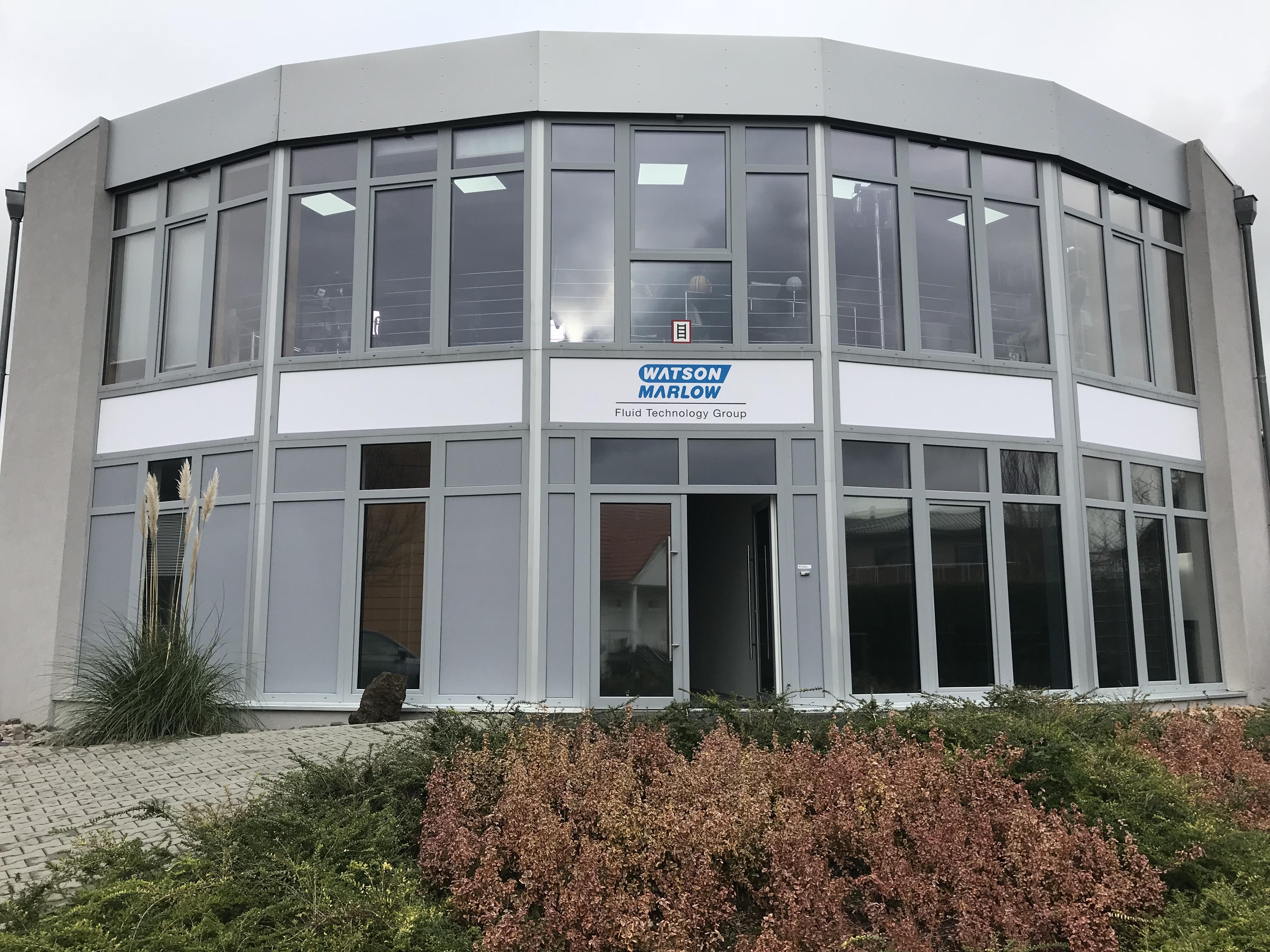 Neuer Standort für Watson-Marlow-Vertriebsniederlassung